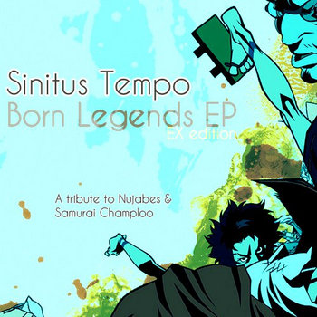 Born Legends EP EX Edition cover art