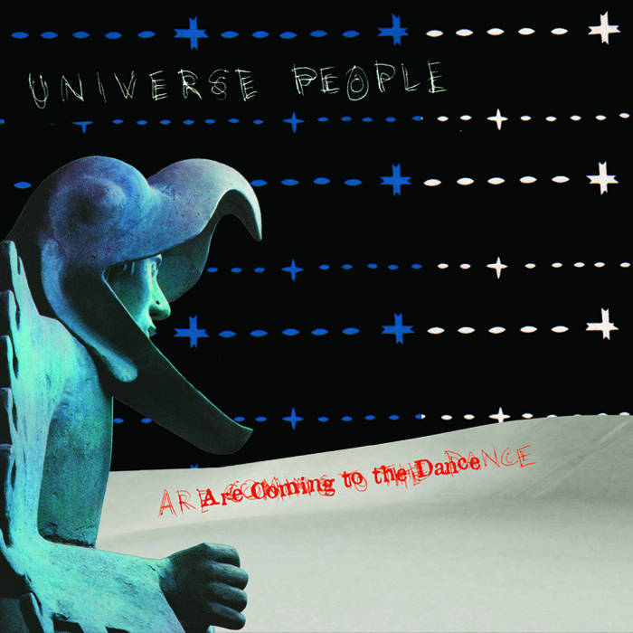 """Are Coming to the Dance"" - LP cover art"