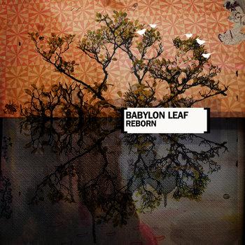 REBORN EP cover art
