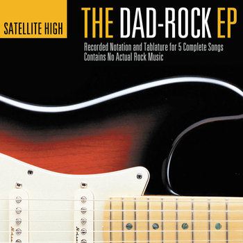 The Dad-Rock EP cover art