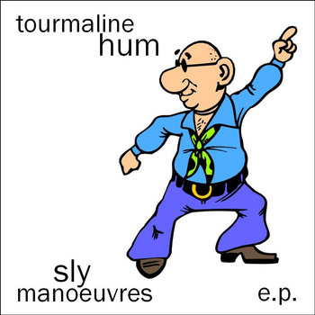 The Sly Manoeuvres EP cover art