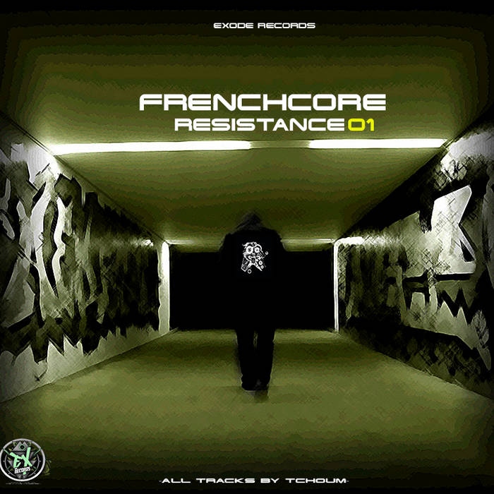 Frenchcore Resistance 01 [ FR001 ] cover art