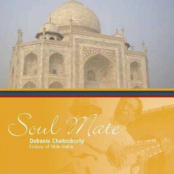 Soul Mate - Ecstasy of Slide Guitar cover art