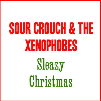 Sleazy Christmas cover art