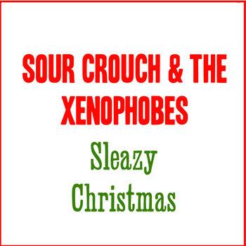 Sleazy Christmas cover art