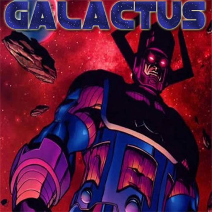 Galactus - 2007 cover art