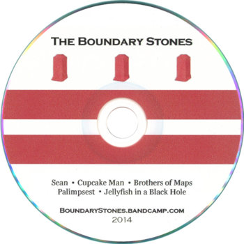 The Boundary Stones cover art