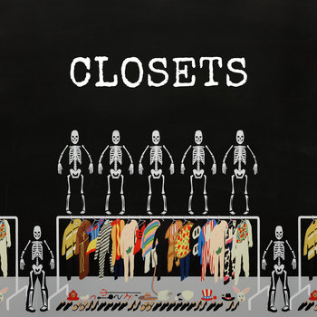 CLOSETS ep cover art
