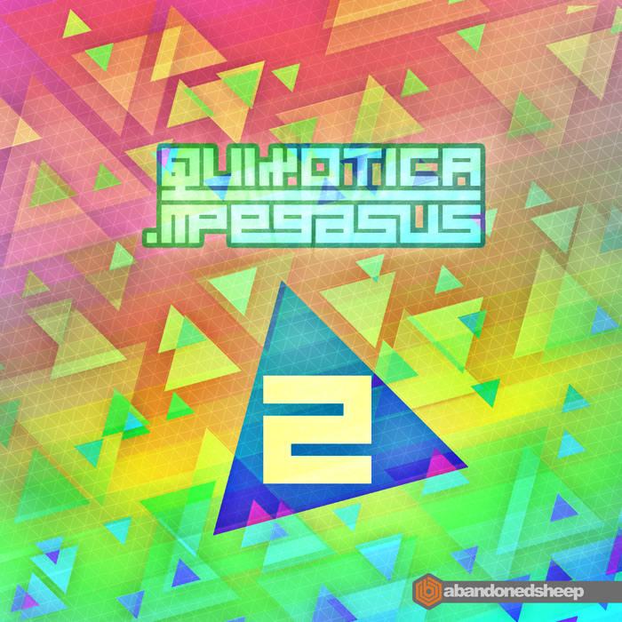 Quixotica 2 cover art