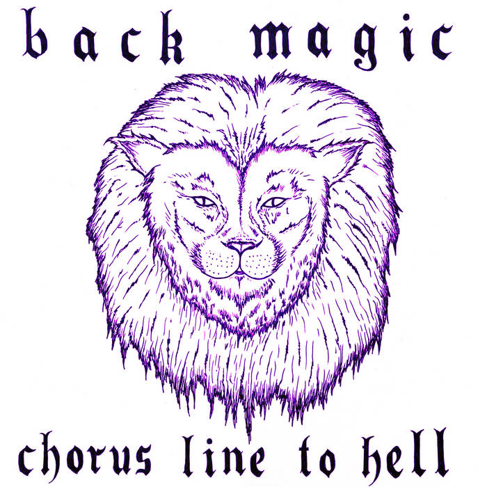Chorus Line To Hell cover art