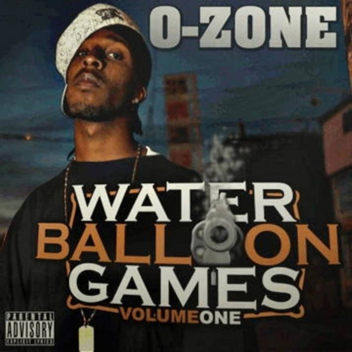 Water Balloon Games Vol.1 cover art