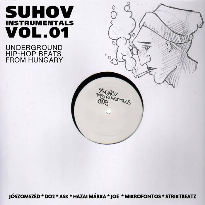 Instrumentals vol.01 cover art