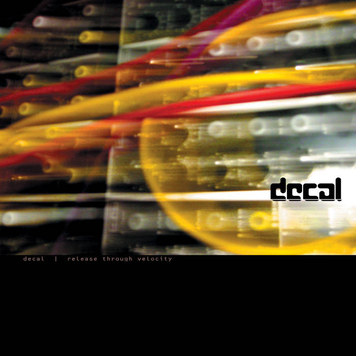 SAT019- Release Through Velocity- Vinylx2+cd cover art