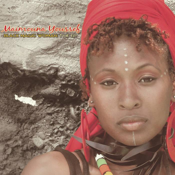 Black Magic Woman: The EP cover art