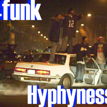 Hyphyness ! cover art