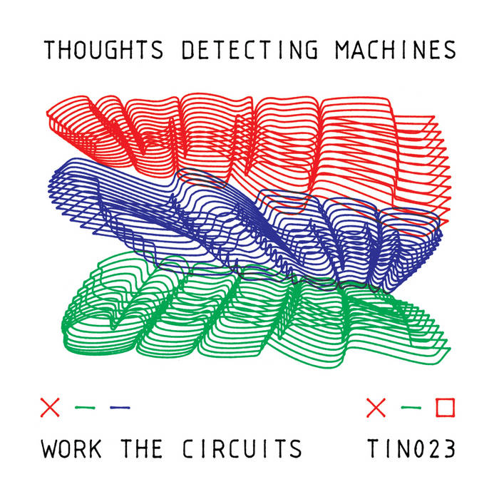 Work the Circuits cover art