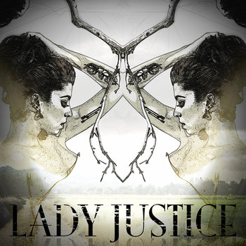 LADY JUSTICE cover art