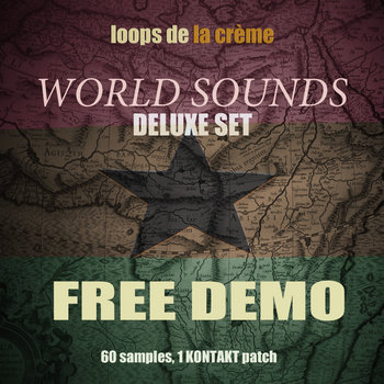 FREE DEMO-World Sounds Deluxe cover art