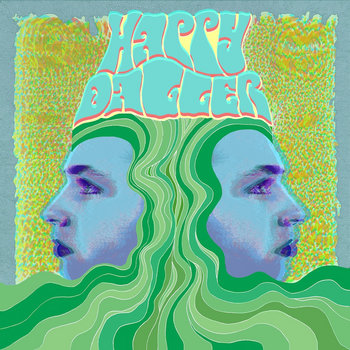 Happy Dagger EP cover art