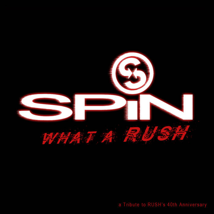 What a Rush cover art