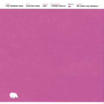 Electric Pink cover art