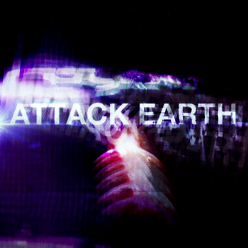 Attack Earth cover art