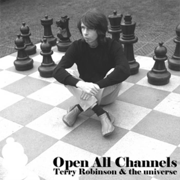 Open All Channels ep cover art