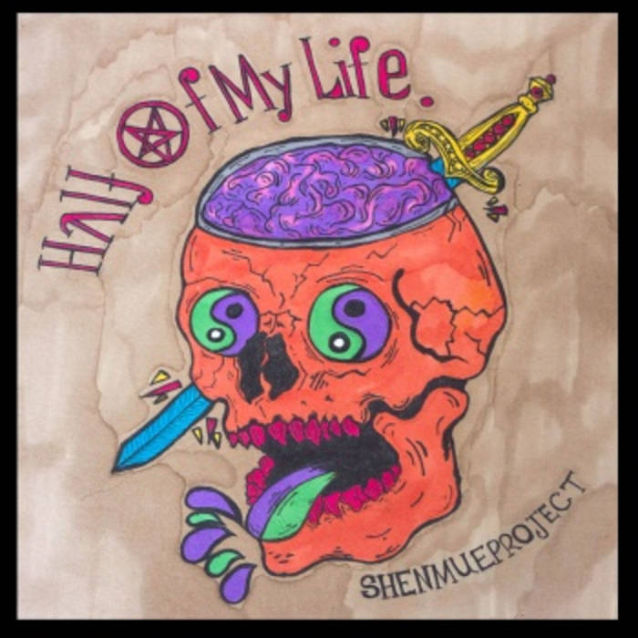 Hλlf Of My Life cover art