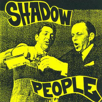 Lurkin' in The Shadowz cover art