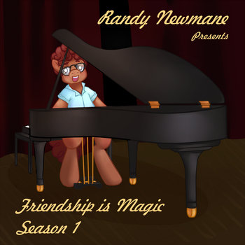 Randy Newmane Presents: FIM Season 1 cover art