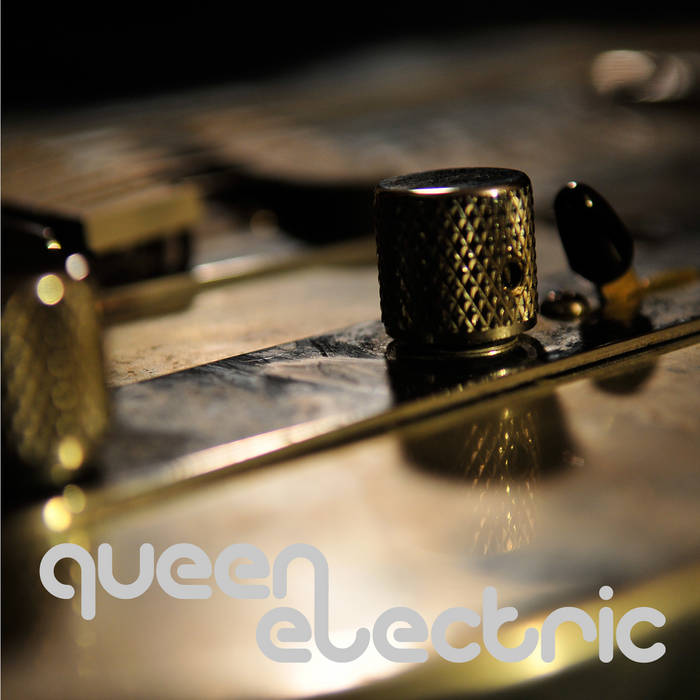 queen electric cover art