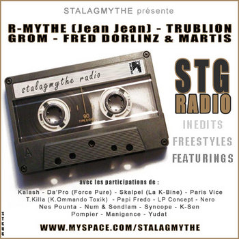 STG Radio cover art