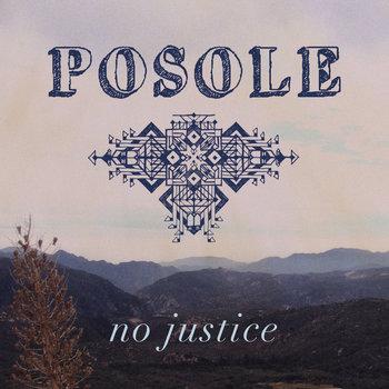 no justice cover art