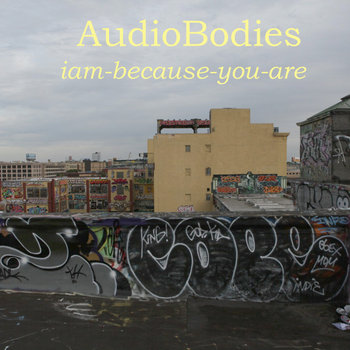 I am Because You Are cover art