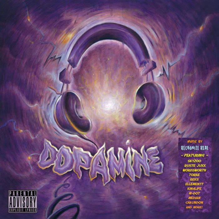 Dopamine cover art