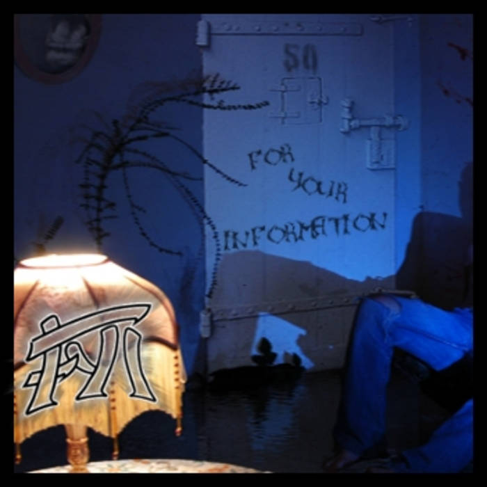 For Your Information (EP) cover art