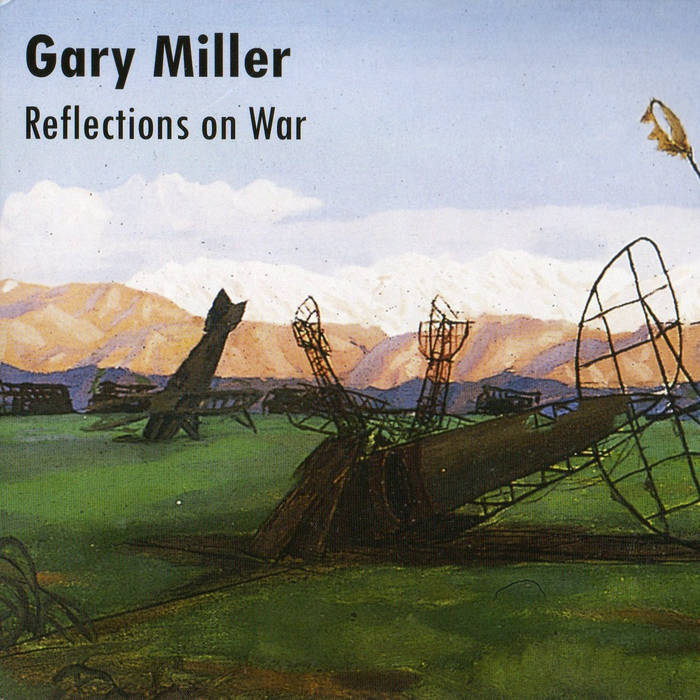 Reflections on War cover art
