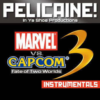 Marvel vs. Capcom 3 Instrumentals cover art