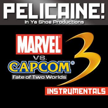 Marvel vs. Capcom 3 Instrumentals cover art