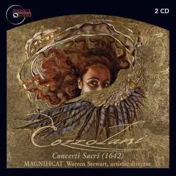 Concerti Sacri (1642) cover art