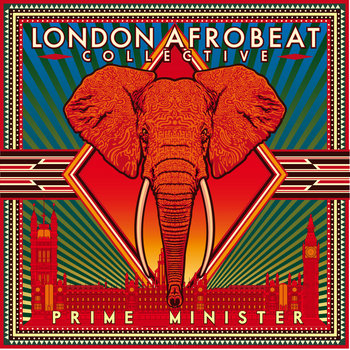 Prime Minister EP cover art