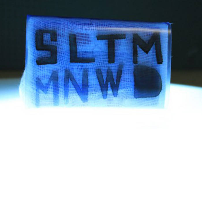 SILENT LAND TIME MACHINE // MOONWOOD (Split Tape) cover art