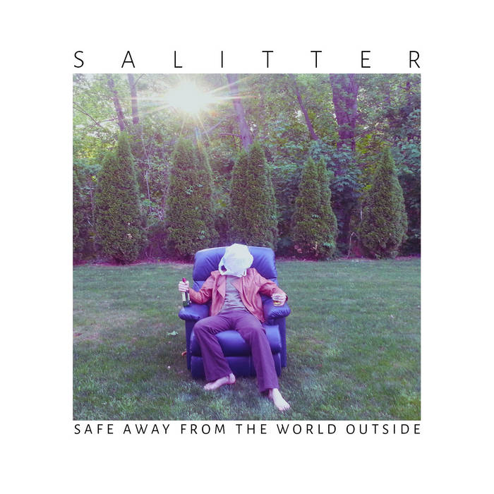 Safe Away From The World Outside cover art