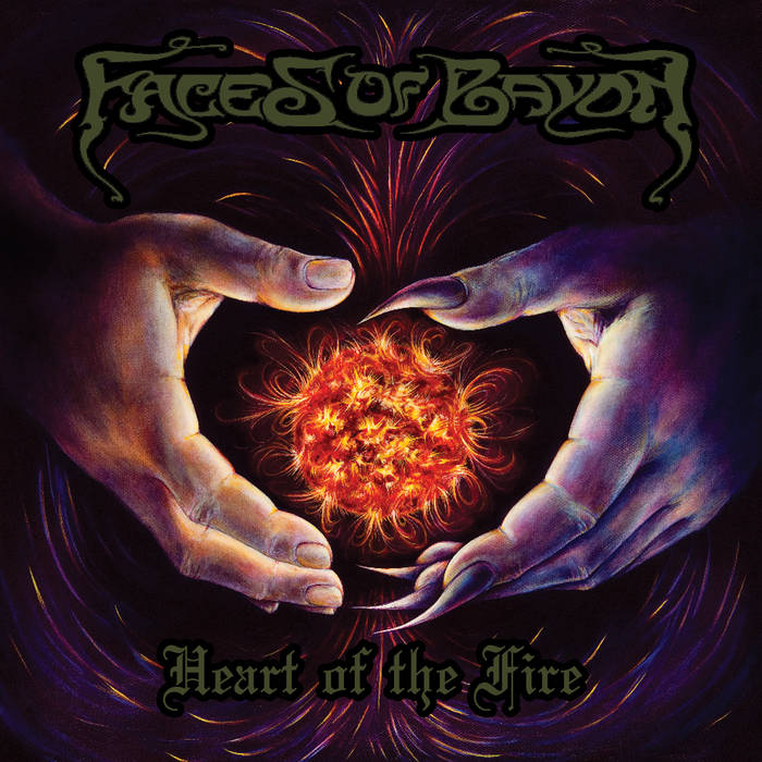 Heart of the Fire cover art