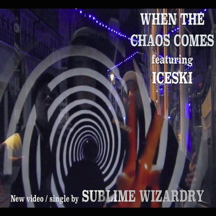 When The Chaos Comes featuring Iceski cover art