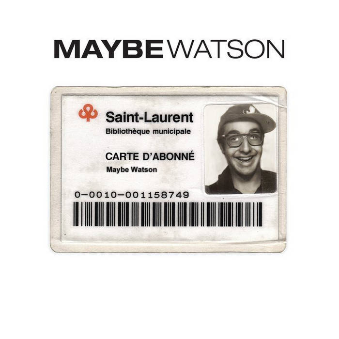 Maybe Watson cover art