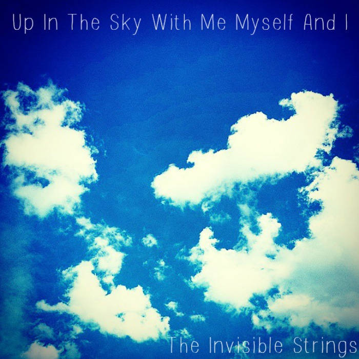 Up In The Sky With Me Myself And I cover art