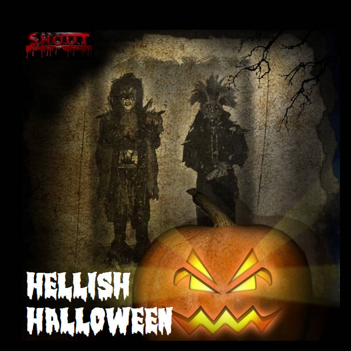 Hellish Halloween (Single) cover art