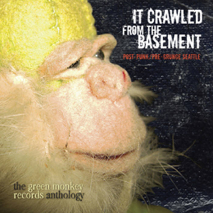 It Crawled From The Basement-The Green Monkey Records Anthology cover art