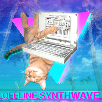 OFFLINE SYNTHWAVE cover art